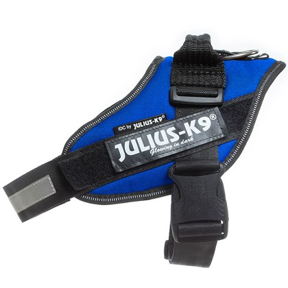 JULIUS-K9® IDC® Powergeschirr, blau